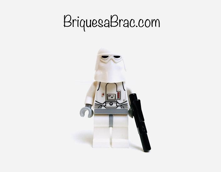 LEGO ® MINIFIGS SW0764 Snowtrooper + Accessoire