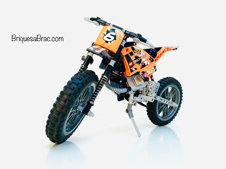 LEGO® TECHNIC 42007 Moto Cross Bike