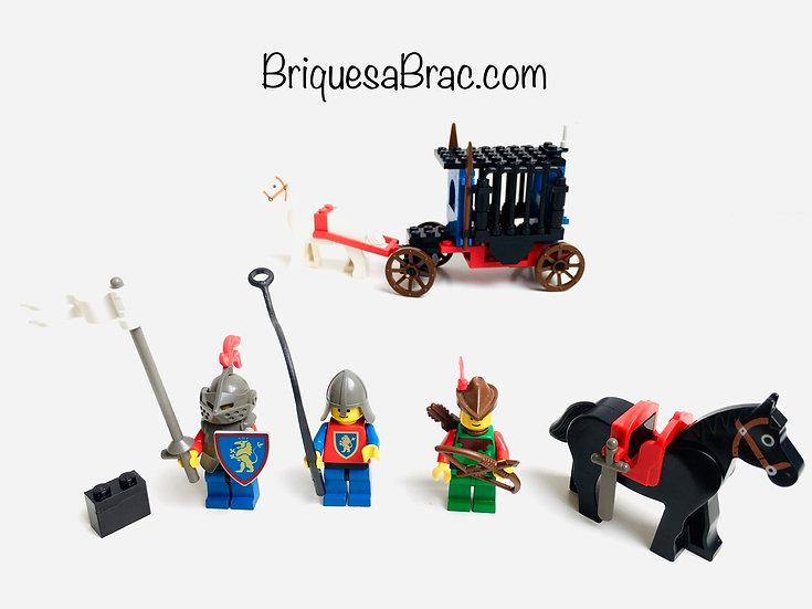 LEGO ® CASTLE 6042 Le Chasseur de Donjons (Dungeon Hunters)