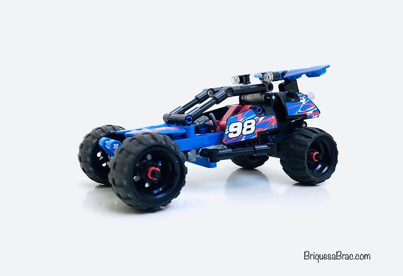 LEGO ® TECHNIC 42010 Off-Road Racer
