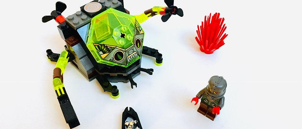 LEGO ® AQUAZONE 6140 Le Crabe