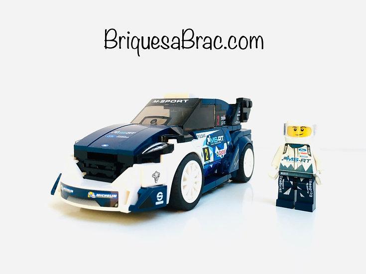 LEGO ® SPEED CHAMPIONS 75885 Ford Fiesta M-Sport WRC