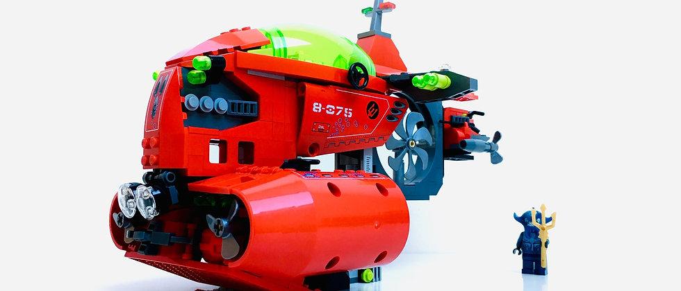 LEGO ® ATLANTIS 8075 Neptune Carrier