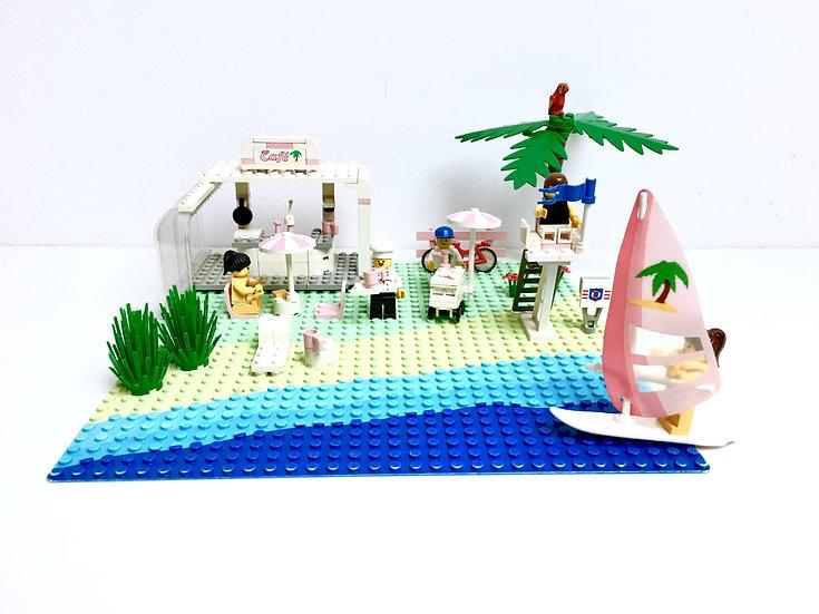 LEGO® PARADISA 6411 Sand Dollar Cafe