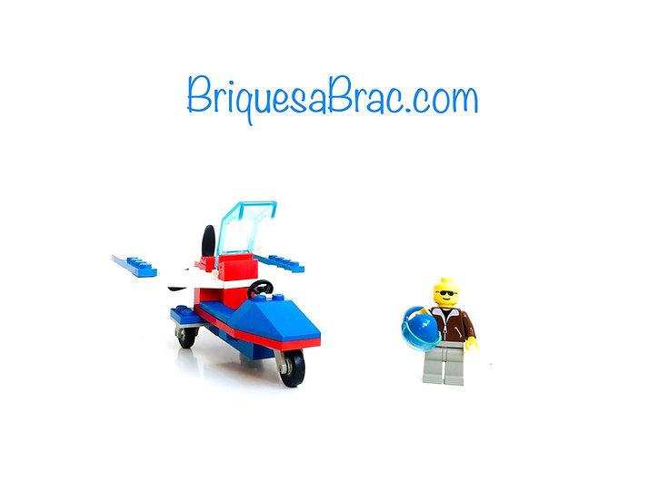 LEGO ® CLASSIC TOWN 6536 Aero Hawk (Occasion)
