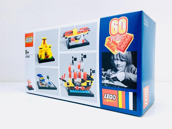 LEGO ® CLASSIC 40290 60 Years of the Lego Brick