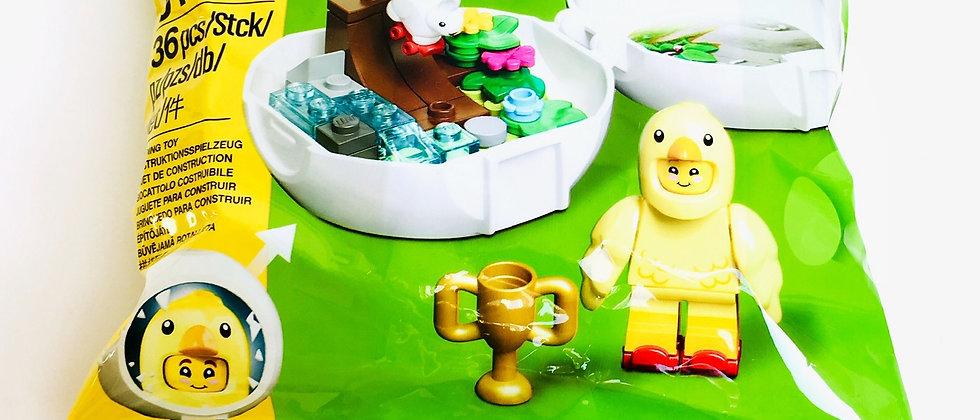 LEGO ® POLYBAG 853958 Chicken Skater Pod