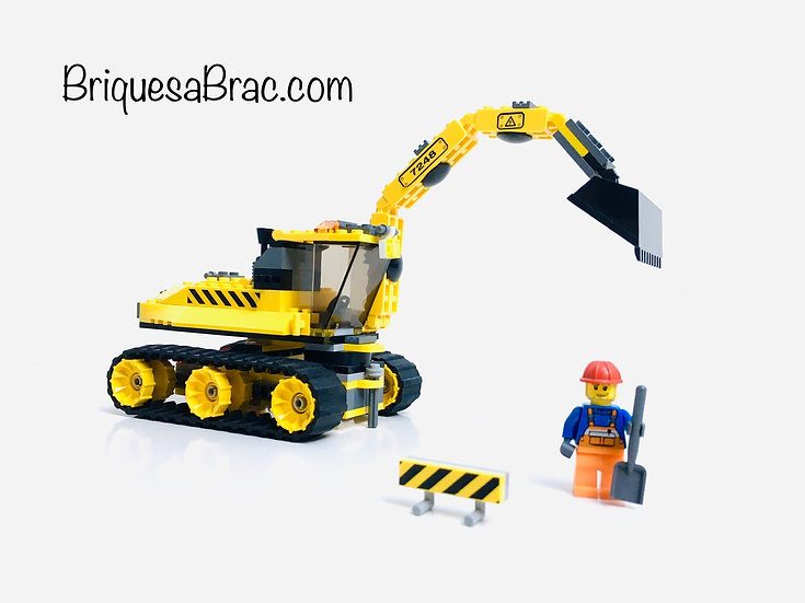 LEGO ® CITY 7248 L'Excavatrice (Digger)