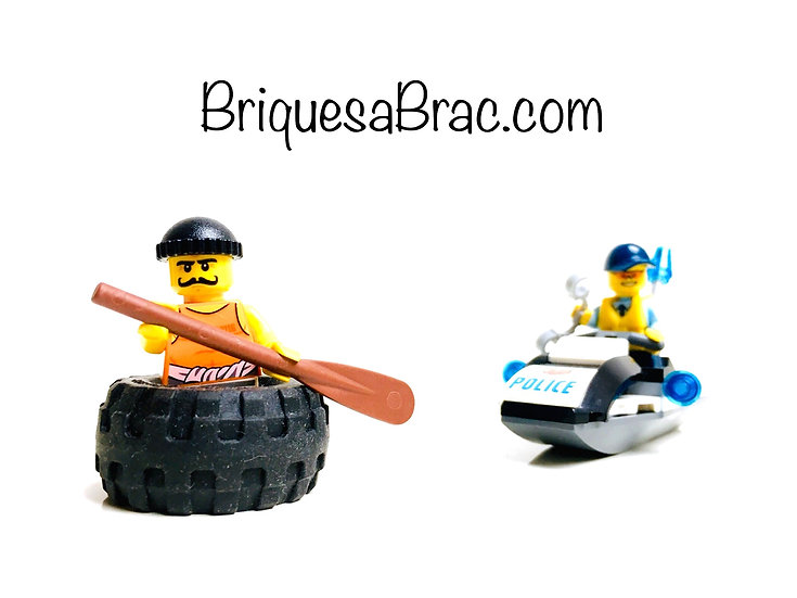 LEGO ® CITY 60126 Tire Escape (Occasion)