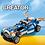 Thumbnail: LEGO ® CREATOR 3EN1 31008 L'Avion de chasse