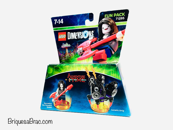 LEGO ® DIMENSIONS 71285 Marceline the Vampire Queen and Lunatic Amp