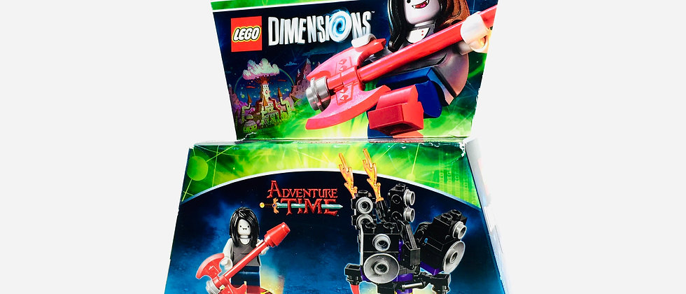 LEGO ® DIMENSIONS 71285 Adventure Time (Marceline the Vampire Queen a