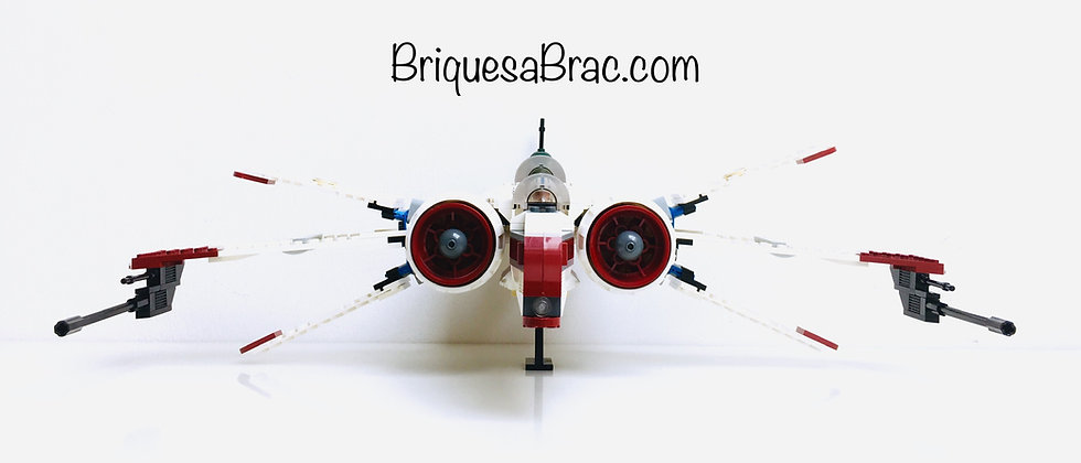 LEGO® STAR WARS 8088 ARC-170 Starfighter