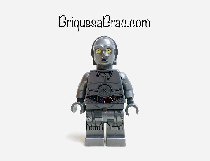 LEGO ® MINIFIGS SW0766 Protocol Droid U-3PO