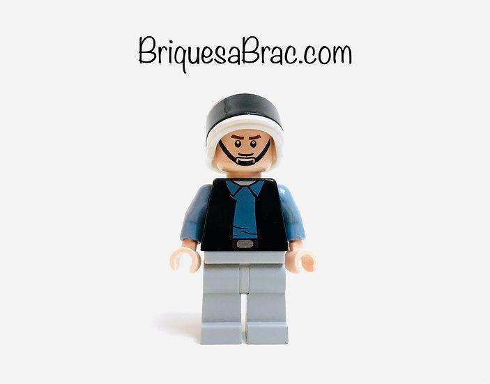 LEGO ® STAR WARS™ MINIFIGS SW0427 Rebel Fleet Trooper Grin