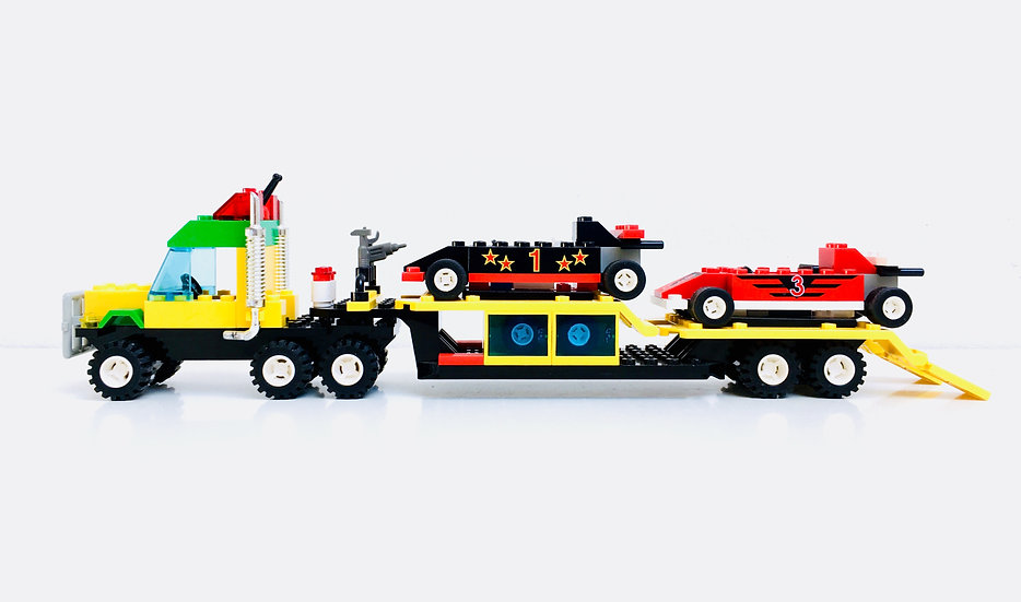 LEGO ® CITY 6432 RACE Speedway Transport