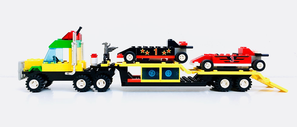 LEGO ® CITY 6432 RACE Speedway Transport