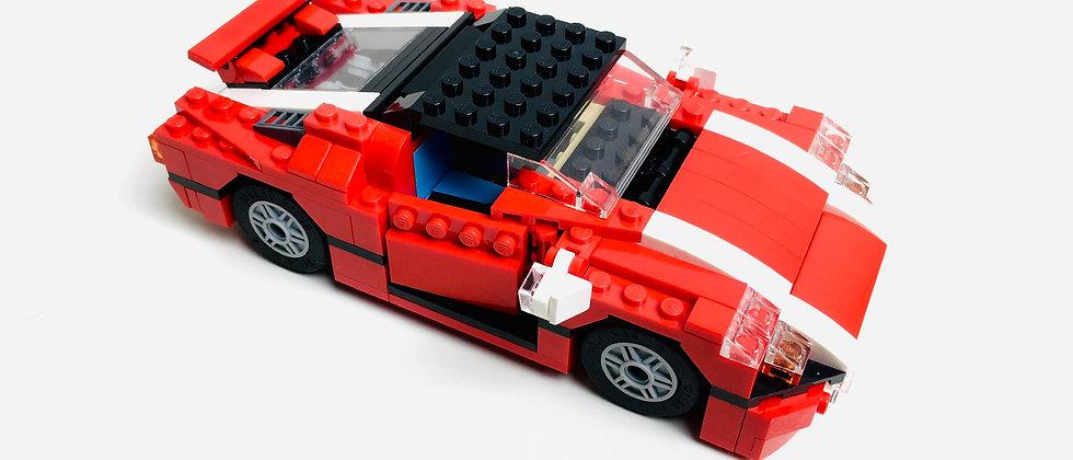 LEGO ® CREATOR 3EN1 5867 Super Speedster
