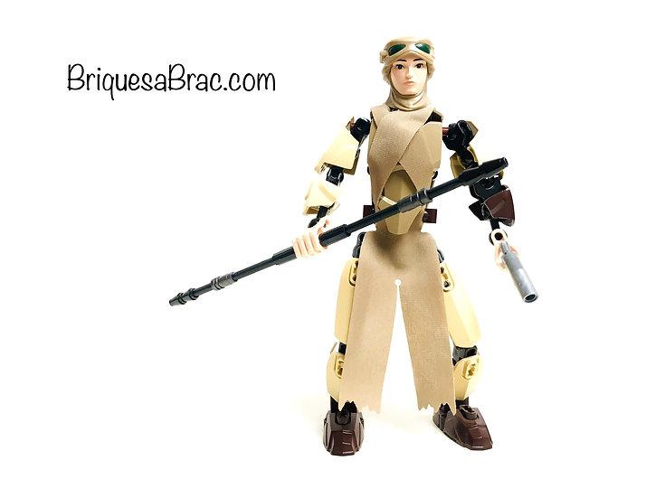 LEGO ® STAR WARS™ 75113 Rey (Occasion)