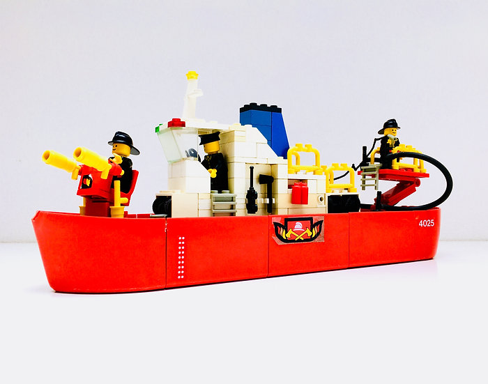LEGO® 4025 Fire Boat