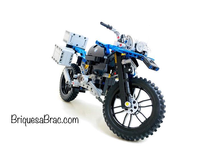LEGO ® TECHNIC 42063 BMW R 1200 GS Adventure (Occasion)