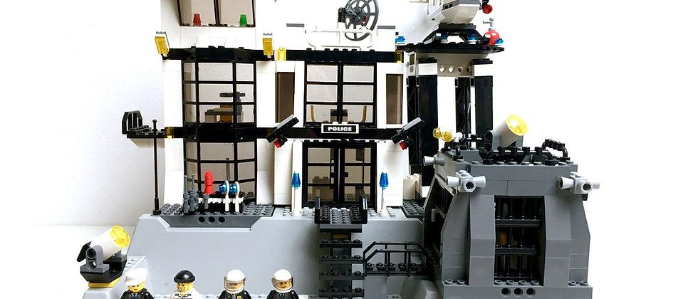 LEGO® CITY 7237 Commissariat de Police