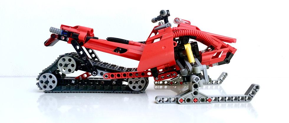 LEGO® 8272  Scooter des neige