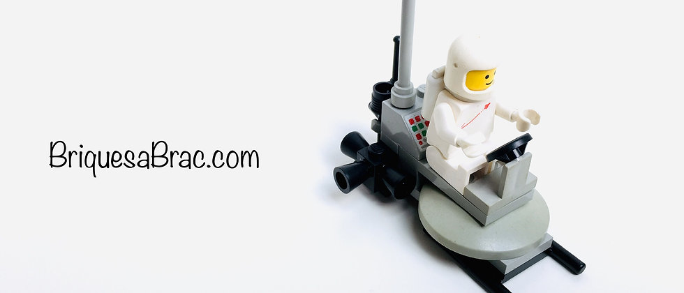 LEGO ® CLASSIC SPACE 6801 Moon Buggy