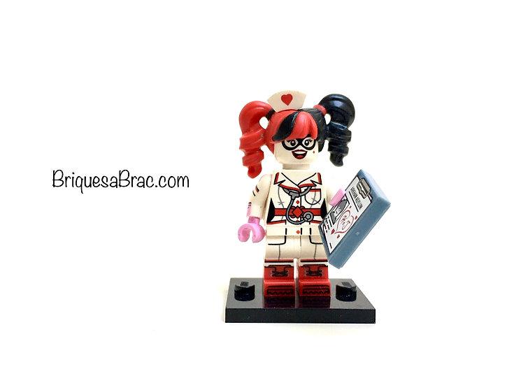 LEGO ® BATMAN MOVIE coltlbm-13 Nurse Harley Quinn