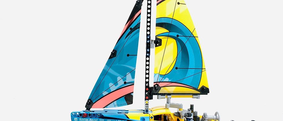LEGO ® TECHNIC 42074 Racing Yacht