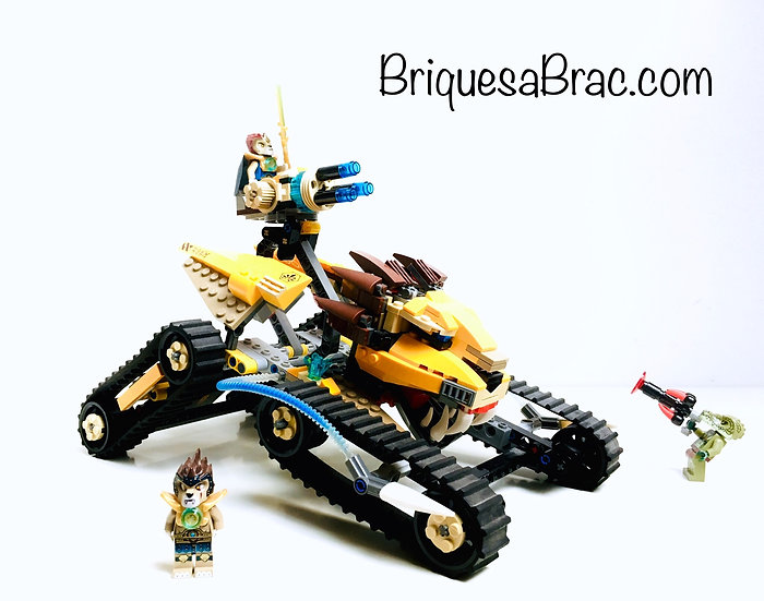 LEGO ® CHIMA 70005 Laval's Royal Fighter (Occasion)