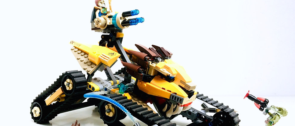 LEGO ® CHIMA 70005 Laval's Royal Fighter