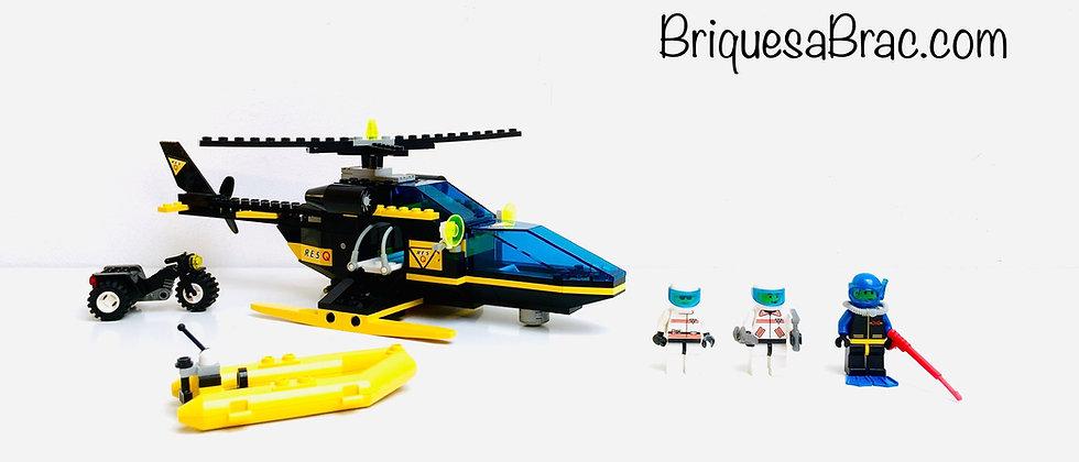 LEGO ® CITY RES-Q 6462 ResQ Hélicoptère