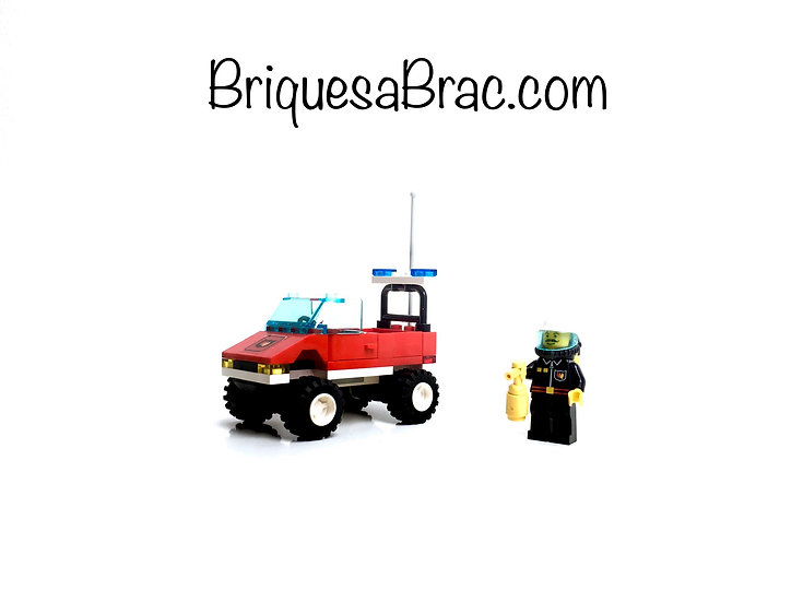 LEGO ® CLASSIC TOWN 6525 Blaze Commander