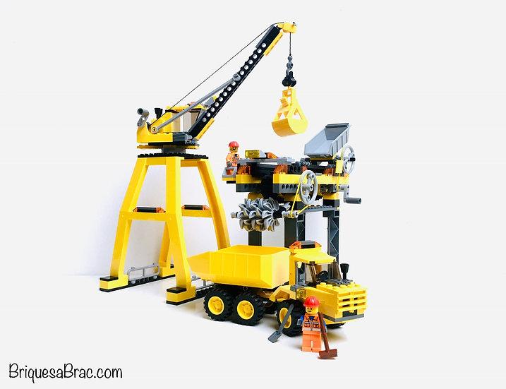 LEGO® CITY 7243 Construction Site