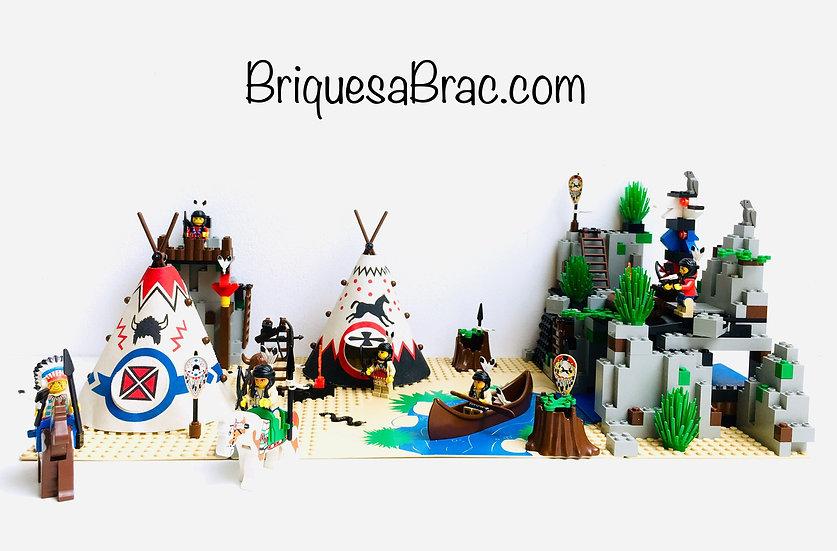 LEGO ® WESTERN 6766 Rapid River Village