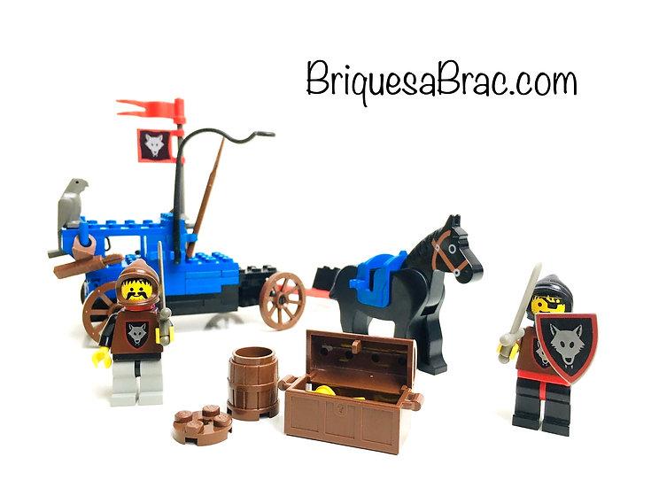 LEGO ® CASTLE 6038 Wolfpack Renegades