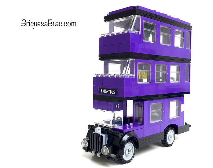 LEGO ® HARRY POTTER 4866 The Knight Bus Incomplet (Occasion)