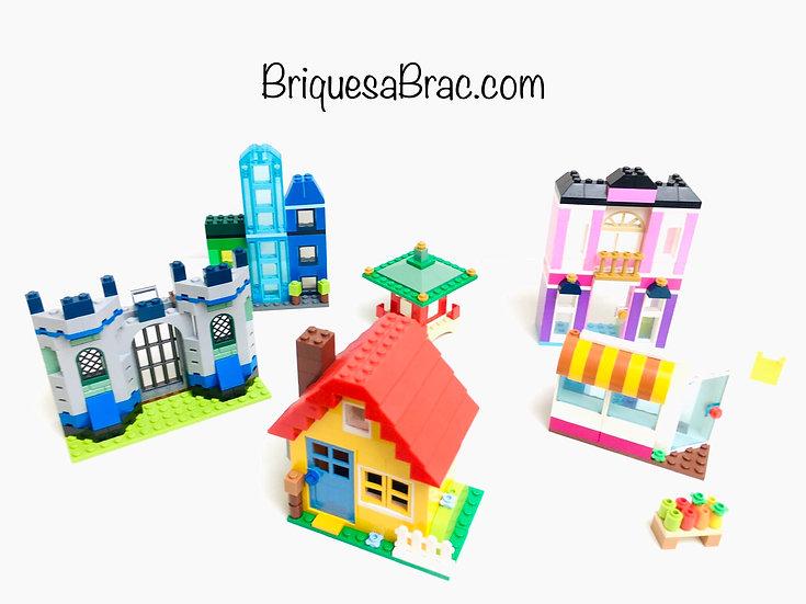 LEGO ® CLASSIC 10703 Boite de Constructions Urbaines