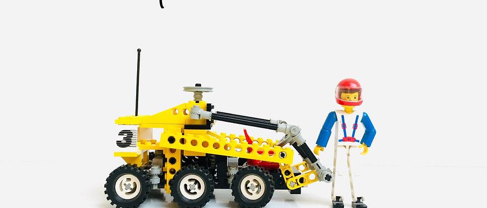 LEGO® TECHNIC 8830 Rally 6-Wheeler (Moon Buggy)