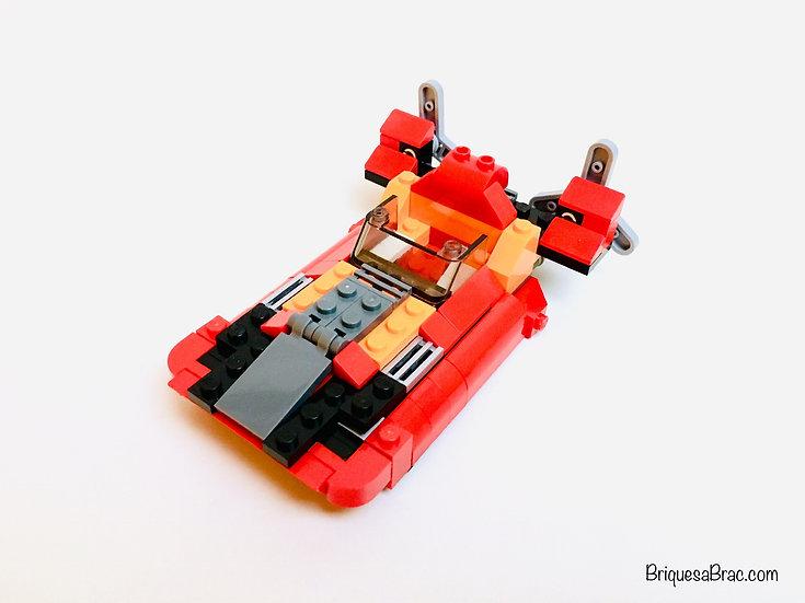 LEGO® 31003 CREATOR 3EN1 Red Rotors