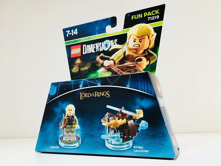 LEGO® 71219 Legolas & Arrow Launcher