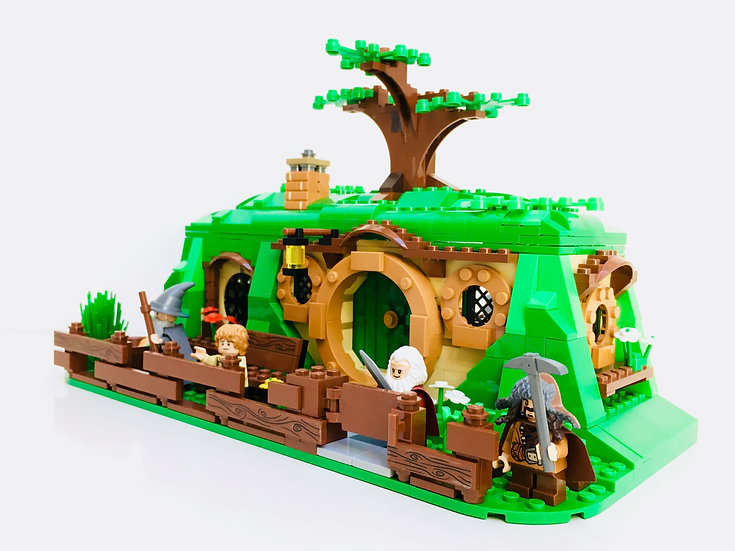 LEGO® HOBBIT 79003 La Rencontre à Cul-de-sac