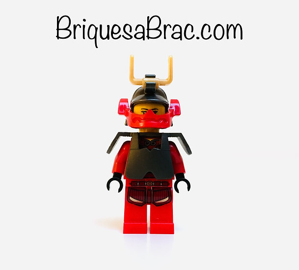 LEGO® MINIFIGS njo050 Samurai X (Nya) Rise of the snakes