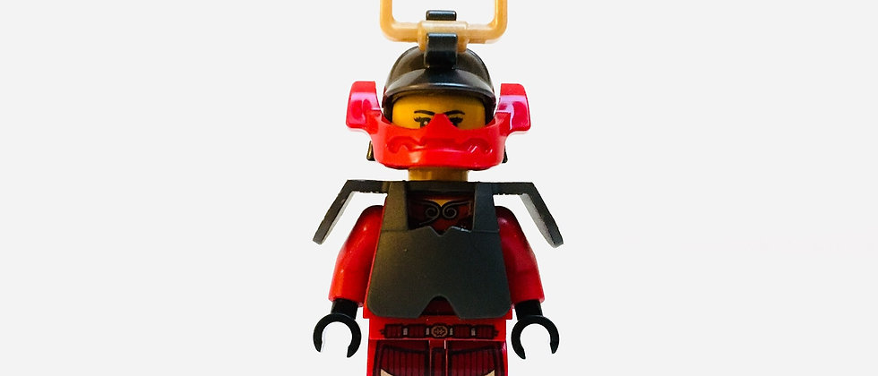 LEGO® MINIFIGS njo050 Samurai X (Nya) Rise of the snakes