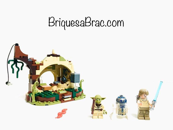 LEGO ® STAR WARS™  75208 La Hutte de YODA