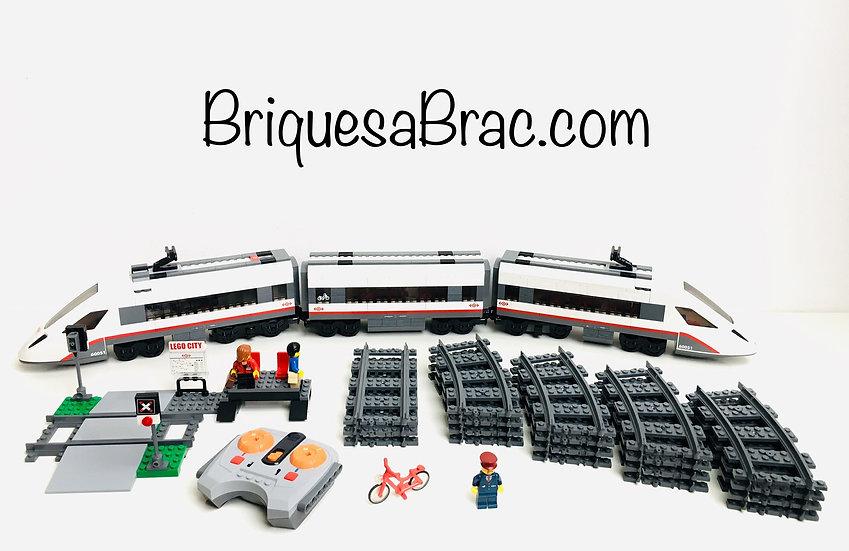 LEGO ® CITY 60051 High-speed Passenger Train