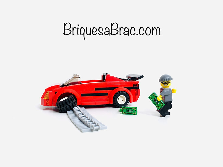 LEGO ® CITY 60007 High Speed Chase