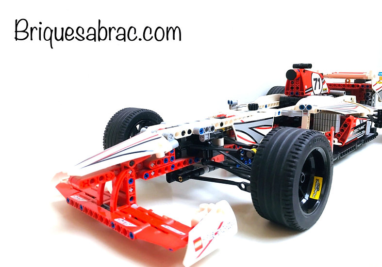 LEGO ® TECHNIC 42000 Grand Prix Racer (Occasion)