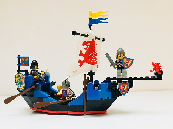 LEGO® 6057 Sea Serpent